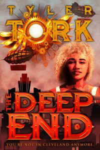 "Cover of ""The Deep End"" by Tyler Tork"